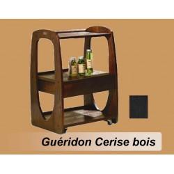 GUERIDON SPA wengue  (sans tiroir)