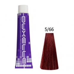 Coloration Duxelle Châtain clair rouge profond 60 ml 5.66