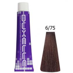 Coloration Duxelle blond foncé marron acajou 60 ml 6.75