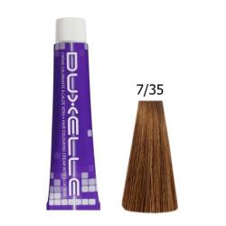 Coloration Duxelle blond doré acajou 60 ml 7.35