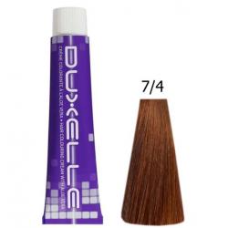 Coloration Duxelle Blond cuivré 60 ml 7.4