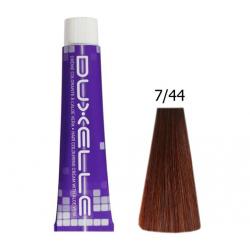 Coloration Duxelle Blond cuivré profond 60 ml 7.44