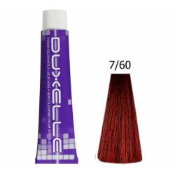 Coloration Duxelle Blond rouge intense   60 ml 7.60
