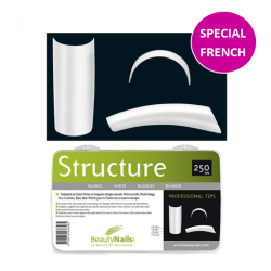 STRUCTURE BLANCHES - 250 TIPS