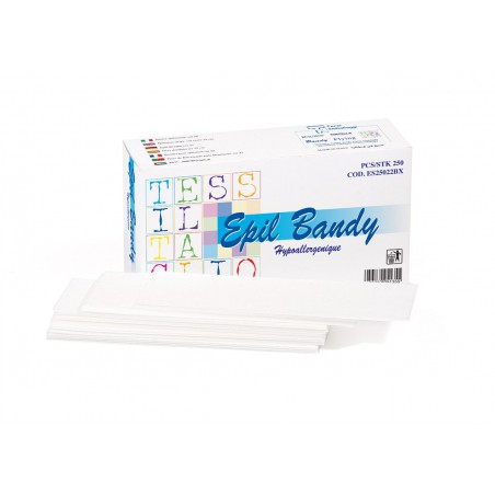 Bande epilation Bandy non tissés par 250