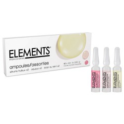 AMPOULES kit Etudiantes ELEMENTS