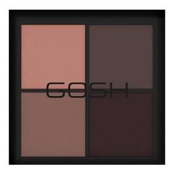 Gosh 4en1:1surligneur et 3 teintes mat coloris 001 Back to nature