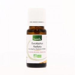 Huile HE Eucalyptus Radiata Bio 10ml Natavea